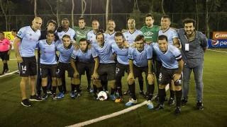 El anti-relato de la Selección de Fútbol 7 - Audios - DelSol 99.5 FM