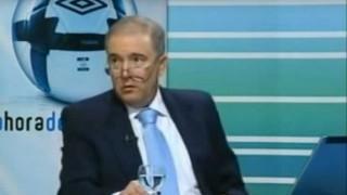 Homenaje de Darwin a Julio César Gard - Darwin - Columna Deportiva - DelSol 99.5 FM