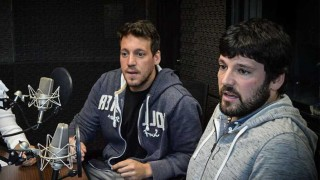 La vuelta de los hermanos Kronfeld pasó al papel - Historias Máximas - 2 - DelSol 99.5 FM
