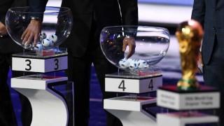 Darwin, Ranchero y el Profe Geyerabide comentaron en vivo (verdad) el sorteo del Mundial - Darwin - Columna Deportiva - DelSol 99.5 FM
