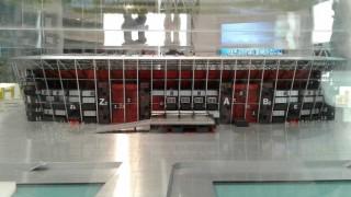 Catar y su estadio desmontable de contenedores - Entrevistas - DelSol 99.5 FM