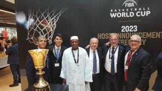 ¿Uruguay y Argentina sede del Mundial de Básquetbol 2027? - Entrevistas - 5 - DelSol 99.5 FM