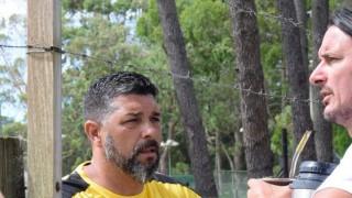 """""""Ver llorar a mis hijos por Peñarol no tiene precio"""" - Entrevistas - 5 - DelSol 99.5 FM"""