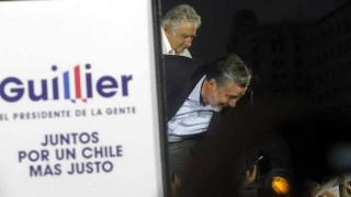 Mujica y su discurso a favor de Piñera en el acto de Guillier - Columna de Darwin - 1 - DelSol 99.5 FM