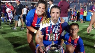 """""""Lo único que me falta es pelear una Copa Internacional"""" - Entrevistas - DelSol 99.5 FM"""