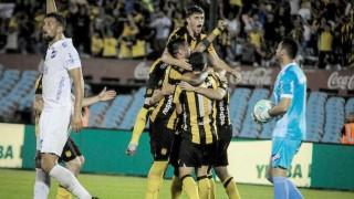 Nacional 0 - Peñarol 2  - Replay - DelSol 99.5 FM