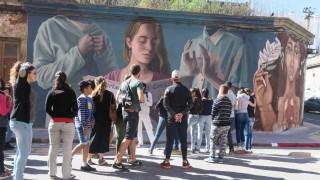 Montevideo Street Art Tour, una opción para vivir la experiencia del arte urbano  - Entrevistas - DelSol 99.5 FM