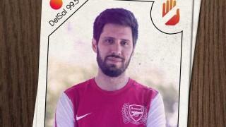 Arsenal: el cuadro con los mejores hinchas músicos del mundo - La camiseta dispersa - DelSol 99.5 FM