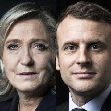El perfil de los cuatro candidatos en Francia