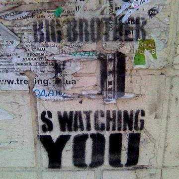 """Orwell y su """"1984"""" + Serie: """"Nafta Súper"""""""