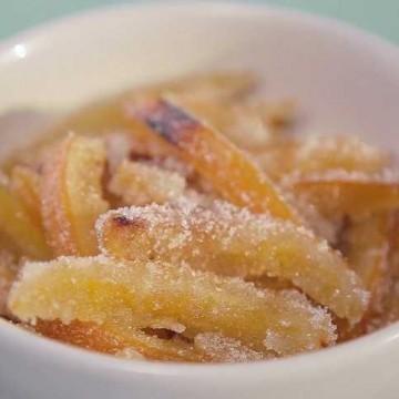 En la cocina de Martín Schwedt: naranjas confitadas