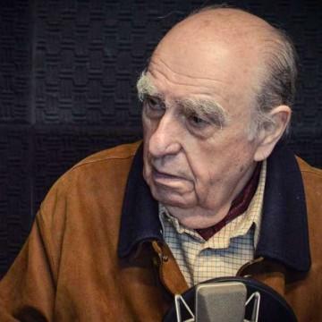 """Julio María Sanguinetti: """"Voy a ser un viejo que ayude a los jóvenes"""""""