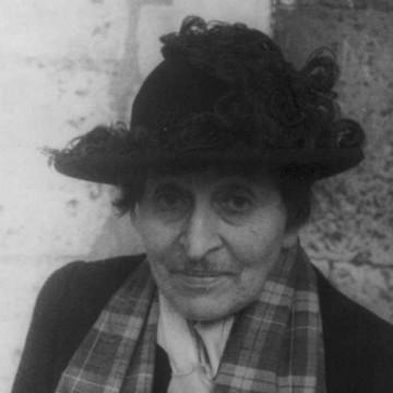 Memorias culinarias, cannábicas y artísticas de Alice B. Toklas