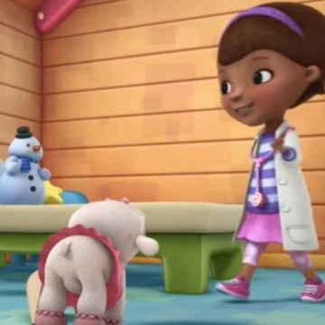 Doctora Juguetes y Kazoops, el poder de la imaginación