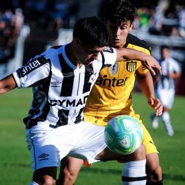 Wanderers 1 - 1 Peñarol