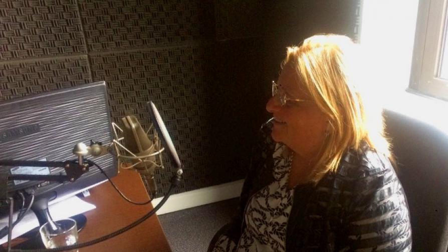 Simplemente, Graciela - Charlemos de vos - Abran Cancha | DelSol 99.5 FM