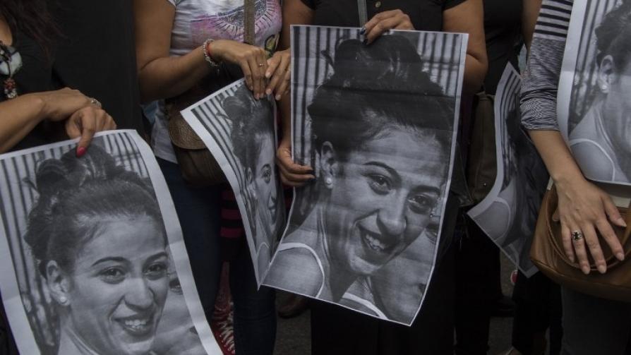 INAU cuestionó que fallo no menciona asesinato de Valeria Sosa - Entrevistas - No Toquen Nada   DelSol 99.5 FM