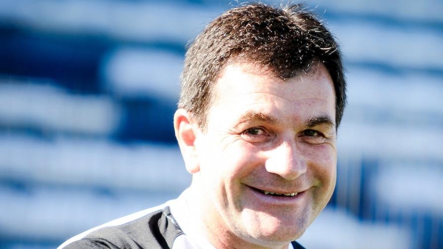Giordano, un técnico 2.0 - Entrevistas - Fútbol & Compañía | DelSol 99.5 FM