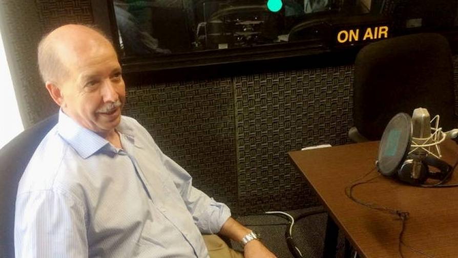 """""""La gente necesita del meteorólogo"""" - Charlemos de vos - Abran Cancha   DelSol 99.5 FM"""