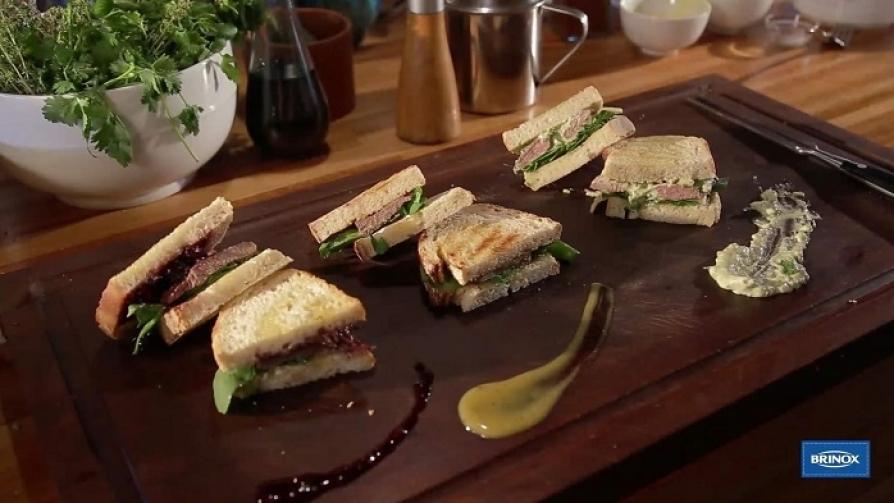 Salsas ricas y sencillas para sándwiches o carnes - Gourmet - Videos | DelSol 99.5 FM