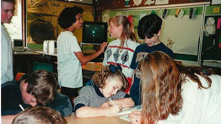 Los alumnos de ahora vs los de antes - Eramos tan jóvenes - La Mesa de los Galanes | DelSol 99.5 FM