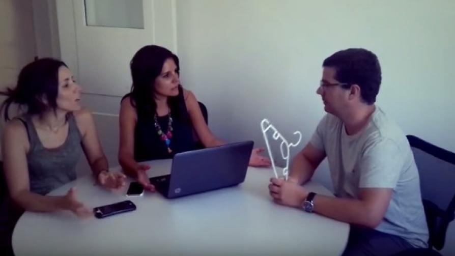 Primera reunión de producción de Quién te dice - Promos - Nosotros | DelSol 99.5 FM