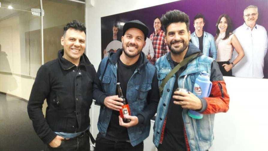 Murga, cerveza y Agarrate Catalina - Entrevistas - Fútbol & Compañía | DelSol 99.5 FM