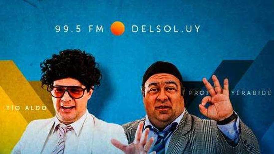 Primera parte de la previa del Equipo Galáctico con Lugano y Abreu - Especiales - Nosotros | DelSol 99.5 FM