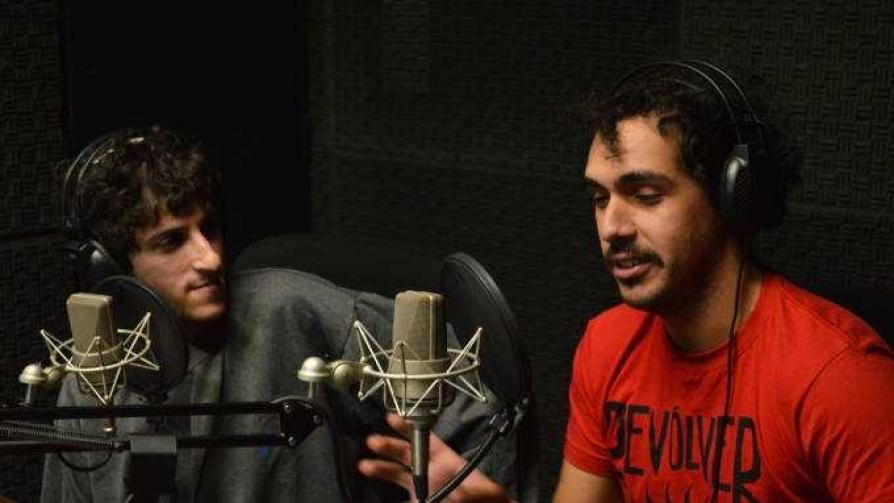 Vincent Vega - Arriba los que escuchan - Cambio & Fuera | DelSol 99.5 FM