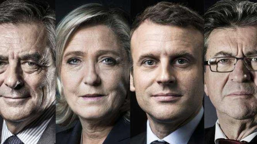 El perfil de los cuatro candidatos en Francia - Colaboradores del Exterior - No Toquen Nada | DelSol 99.5 FM