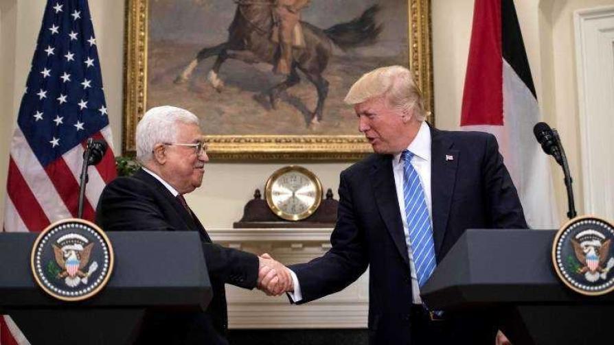 La cumbre de Trump con la autoridad palestina - Colaboradores del Exterior - No Toquen Nada | DelSol 99.5 FM