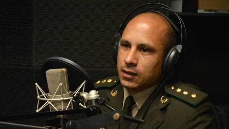 Oficial del ejército - El oficio de ser mapá - La Mesa de los Galanes   DelSol 99.5 FM