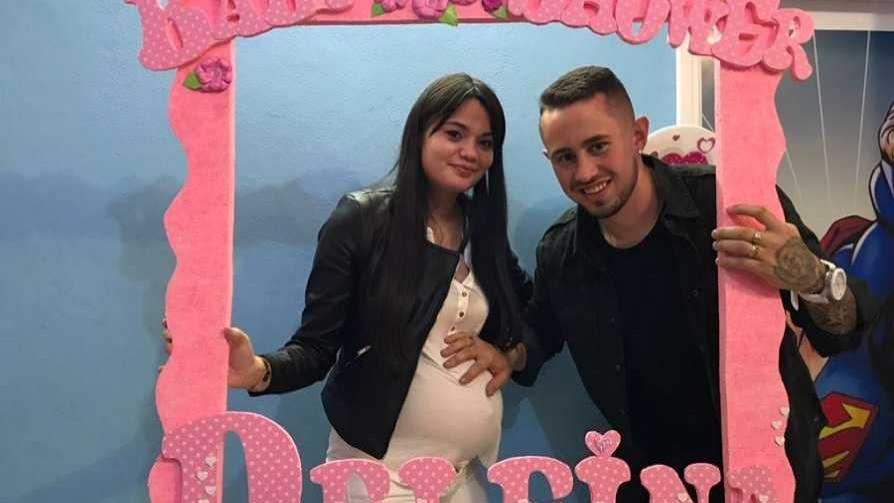 Las barrigas de Amaral y su novia - Darwin - Columna Deportiva - No Toquen Nada | DelSol 99.5 FM