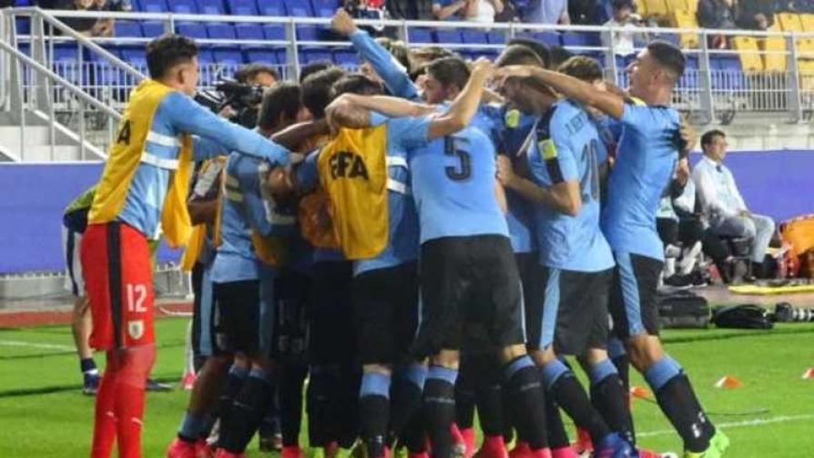 Debut uruguayo en el Mundial Sub 20 - Deporgol - La Mesa de los Galanes | DelSol 99.5 FM