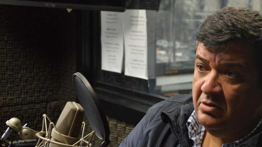 Jorge Barrera no descarta ser candidato a presidente de Peñarol  - Charlemos de vos - Abran Cancha | DelSol 99.5 FM