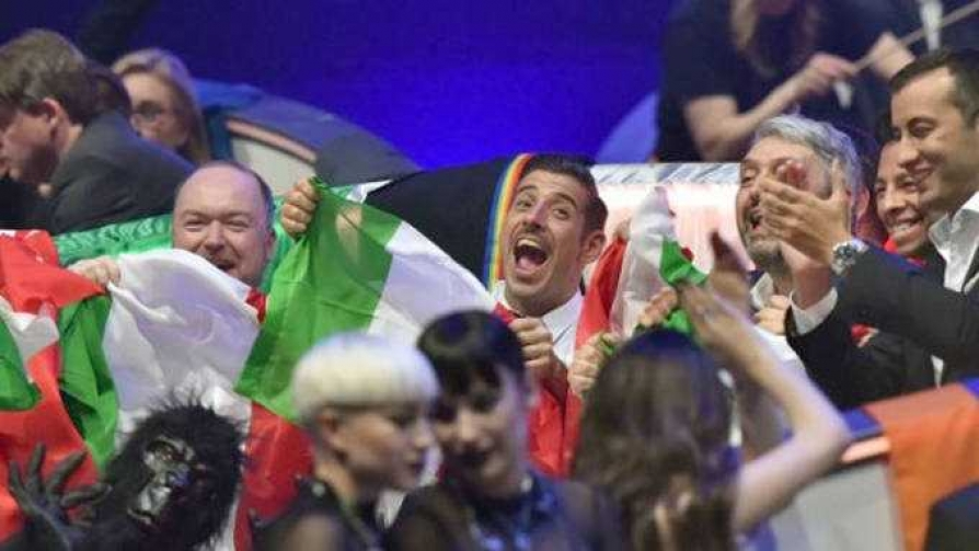 La música italiana - Tio Aldo - La Mesa de los Galanes | DelSol 99.5 FM
