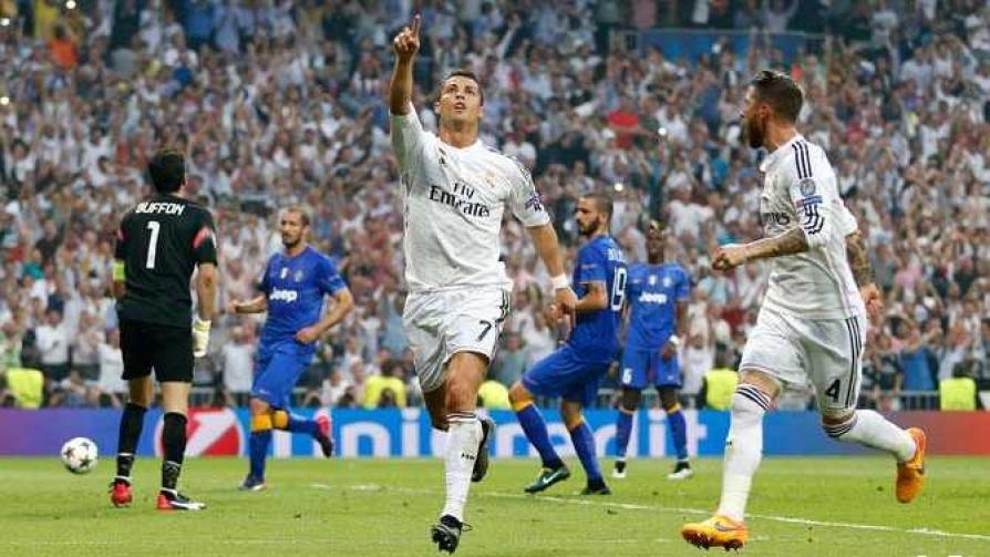 Cristiano calentó la previa  - Informes - Fútbol & Compañía | DelSol 99.5 FM