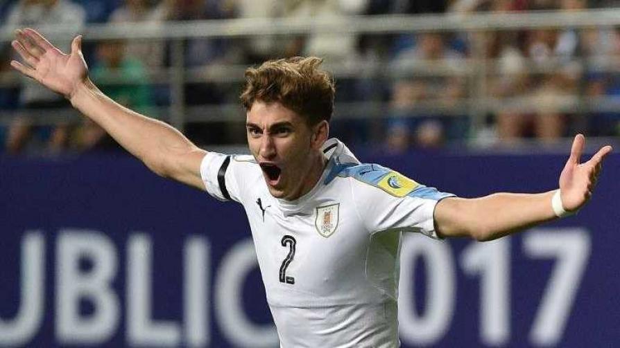 Uruguay corrió de atrás para lograr su objetivo  - Diego Muñoz - No Toquen Nada | DelSol 99.5 FM