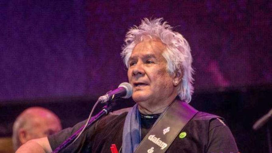Víctor Heredia festeja sus 50 años de música - Audios - Quién te Dice | DelSol 99.5 FM