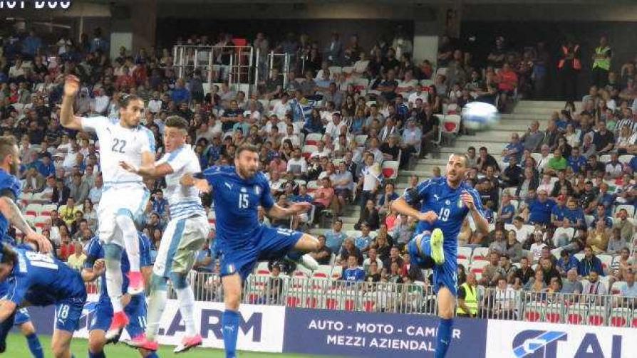 Italia 3 - 0 Uruguay - Replay - Fútbol & Compañía | DelSol 99.5 FM