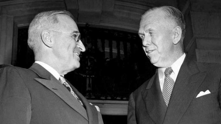 El Plan Marshall como base de la Unión Europea - Gabriel Quirici - No Toquen Nada | DelSol 99.5 FM