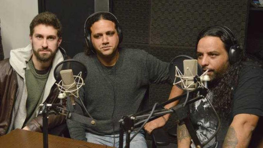Estadoculto - Arriba los que escuchan - Cambio & Fuera   DelSol 99.5 FM