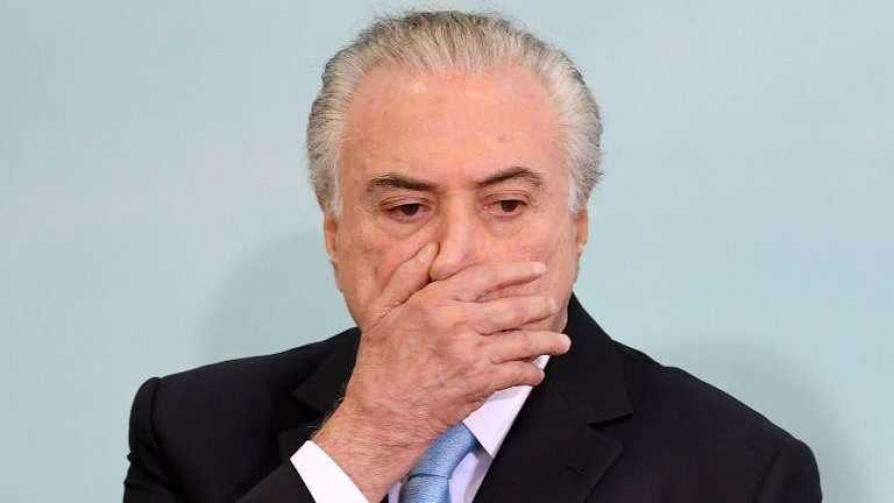 La política brasileña tras la absolución de Temer - Denise Mota - No Toquen Nada | DelSol 99.5 FM