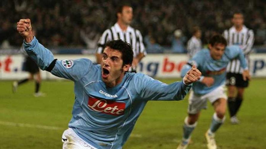 Jugó con la 10 de Maradona y le hizo un gol a Buffon - Entrevistas - Fútbol & Compañía | DelSol 99.5 FM