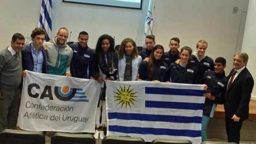 Uruguay sale en busca de medallas y récords - Informes - 13a0 | DelSol 99.5 FM