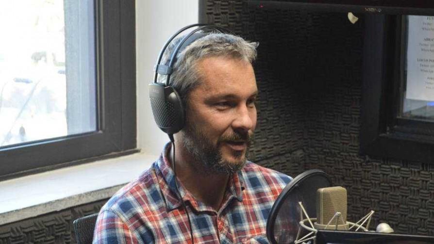 Diego Ruete y el tercer mejor libro de cocina del mundo - Hoy nos dice ... - Quién te Dice   DelSol 99.5 FM