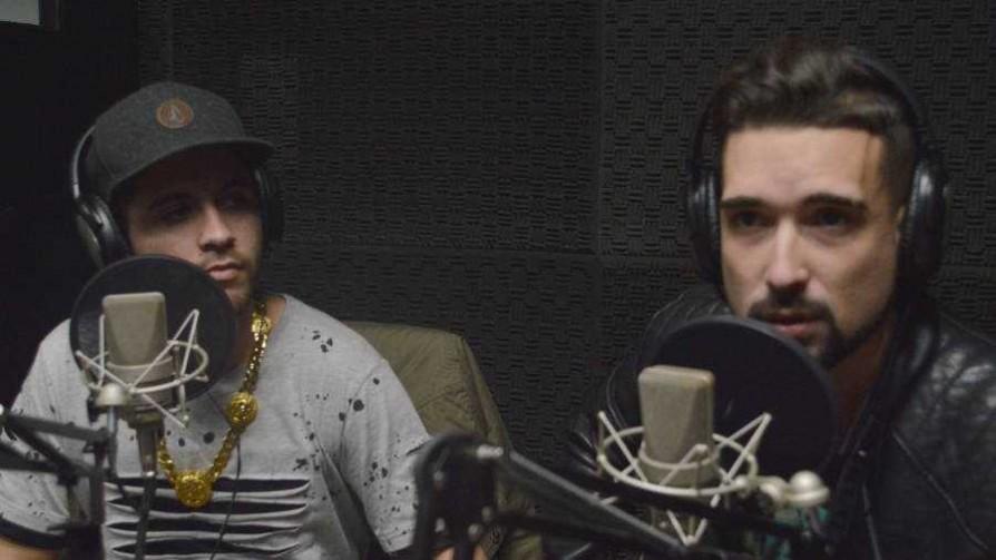 BK & Zenta - Arriba los que escuchan - Cambio & Fuera | DelSol 99.5 FM