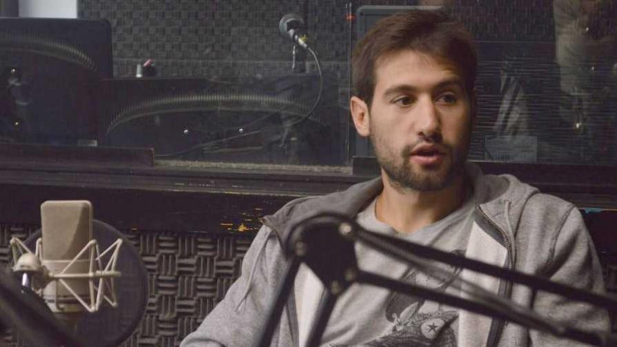 Bruno Fitipaldo y su continuo objetivo: ser mejor jugador - Charlemos de vos - Abran Cancha   DelSol 99.5 FM