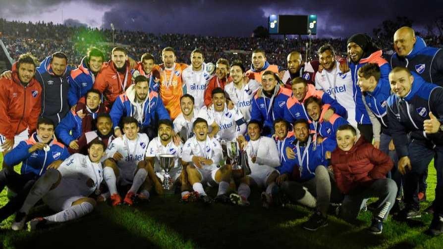Lasarte y Viudez hacen campeón a Nacional - Diego Muñoz - No Toquen Nada | DelSol 99.5 FM