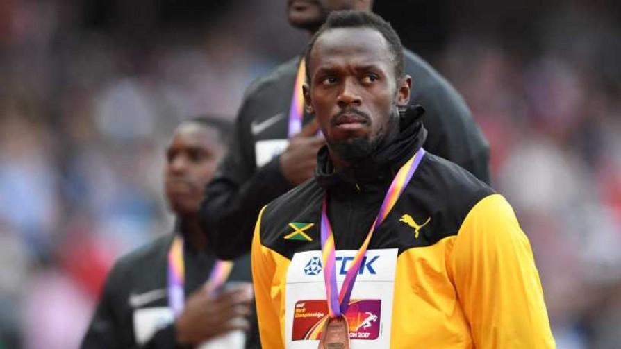 La caída de Bolt - Darwin - Columna Deportiva - No Toquen Nada | DelSol 99.5 FM